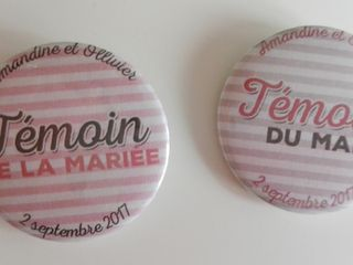 Jolis Badges & Cie 1