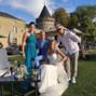 Le mariage de Cloe Giannini et Domaine Château du Faucon 6