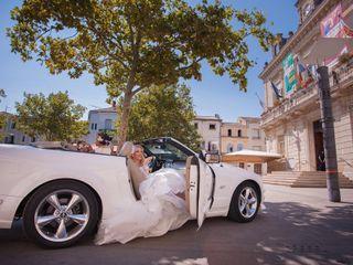 Mustang Wedding 2