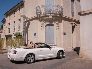 Mustang Wedding 3