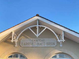Château Larrivet Haut-Brion 2