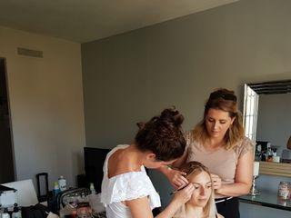 Amandine Poisson Makeup Artist 2