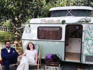 Nicéphore & Co - Caravane Photobooth Vidéomatic 5