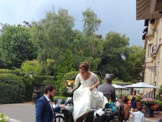 Mariage en Calèche - Nonette-Cuirs 1