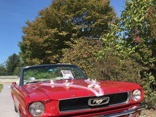 Mustang cabriolet 1966 2