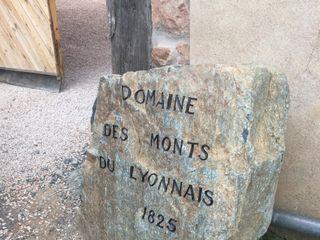 Domaine des Monts du Lyonnais 5