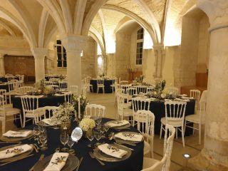 Abbaye du Valasse - La Grande Halle 1