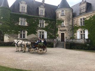 Château de la Côte Brantôme 7