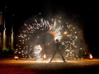 Firelight - Spectacle de feu et de led 1