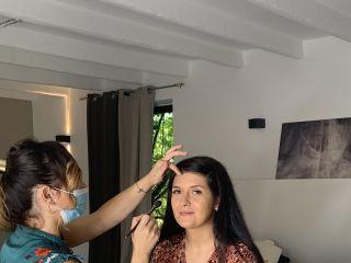 Aurore Enjolras Makeup 5