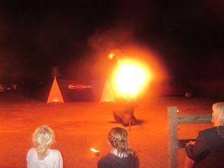 Terra Juggler - Spectacle de feu et led 2