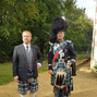 Le mariage de Laura Paillier & Anthony Rocquet et Sir William The Piper - Cornemuse 5