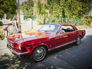 Location Ford Mustang 5