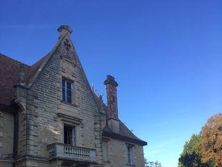 Château La Grave Bechade 1