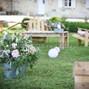 Le mariage de Laura et Château de Saint Loup en Albret 7