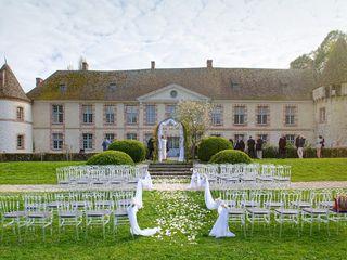Château de la Cour Senlisse 2