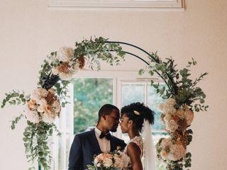 Mariage de Fleurs 1