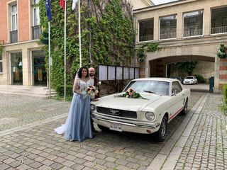 Lenny Jorand  -   Ford Mustang 1966 1