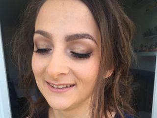 Lucie Champion Maquillage 2