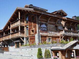 Chalet Hôtel La Marmotte 3