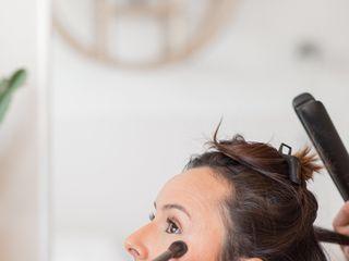 Sophie Labiche - Make-up Artist 1