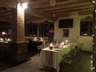 Chalet Restaurant Le Télémark Café 2