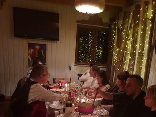 Chalet Restaurant Le Télémark Café 4