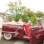 Le mariage de Geslin Deborah et Oldsmobile 1953 12