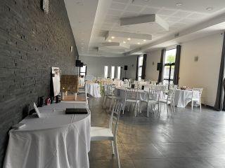 Salle de réception Mary d'Arvigny - Le Patio 5
