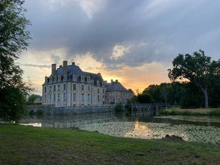 Château de la Ferté Saint Aubin 2