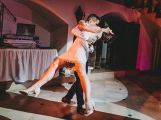 Les Mariés d'Ysatis - Cours de Danse 5