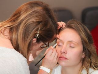 Coiffure & Make Up Artistique By Chloé 2