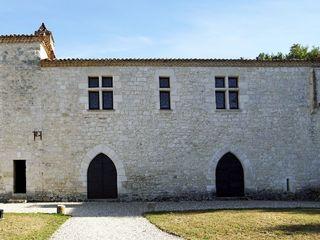Château de Sainte Foy d'Anthé 2