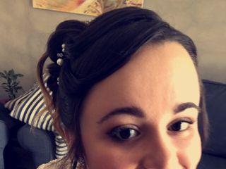 Sarah Brenier - Coiffure et Maquillage 1