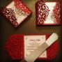 Le mariage de Veronica et L'Atelier des petits papiers 2