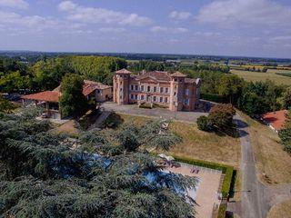 Château de Loubéjac 3