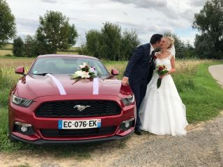 Location Ford Mustang 6