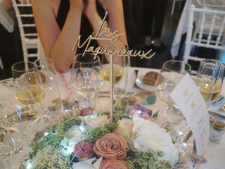 Mélaine Wedding 1