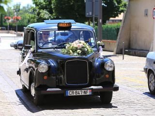 Mariage Taxi Anglais 2