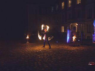 Fire & led show 4