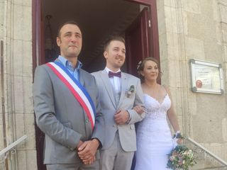 Eglantine Mariages & Cérémonies - Bordeaux 2