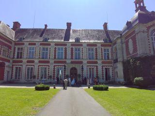 Château de Lésigny 1