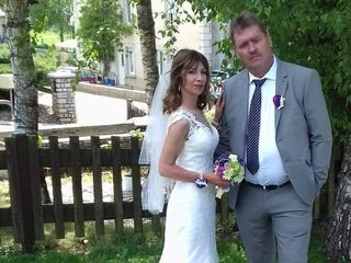 Les mariés Pierre et Joëlle 2