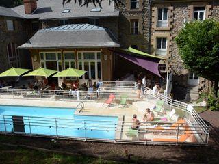 Hôtel Les Bains Romains 4
