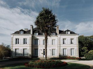 Château de Locguénolé 1