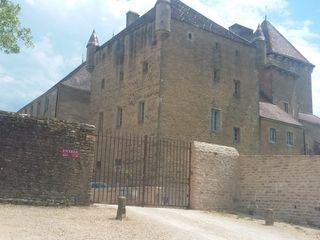 Château de Pierreclos 1