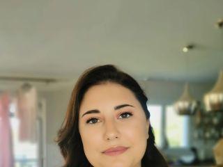 Aurore Enjolras Makeup 1