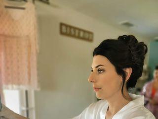 Aurore Enjolras Makeup 2