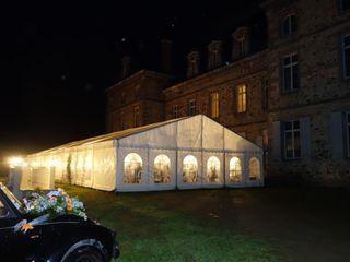 Chateau de Senaud 1