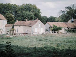 Abbaye de Cercanceaux 1